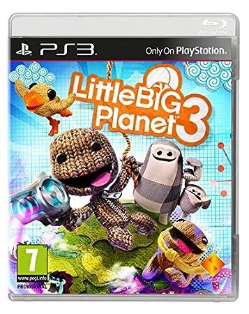 LittleBigPlanet 3 (PS3)