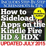 How to Sideload Apps on the Kindle Fire HDX (Or Just About Any Other Android Device)
