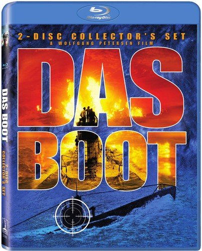 Blu-ray : Das Boot (Director's Cut) (Director's Cut / Edition, Widescreen, , Dubbed, Dolby)