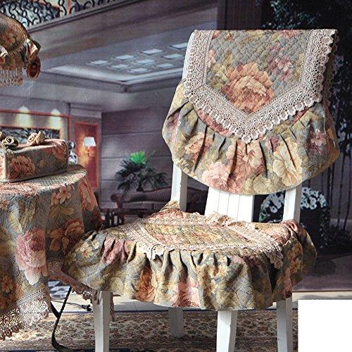 chaise-continental-quilt-sellerie-tissu-chaises-set-c