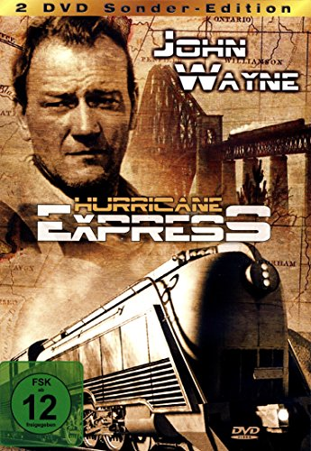 HURRICANE EXPRESS - John Wayne (2 DVD Sonder-Edition)