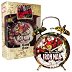 Marvel MV-RCTI-26 Retro Ironman Alarm...