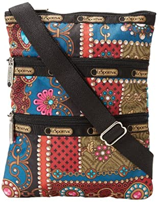 LeSportsac Kasey Shoulder Bag,Classico,One Size