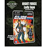 Lady Jaye GI Joe Convention 2013 Exclusive Carded Action Figure