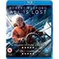 All Is Lost [Blu-ray] [2013] [Region Free]