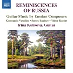 Reminiscences of Russia