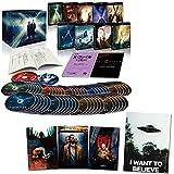 【Amazon.co.jp限定】X-ファイル コレクターズブルーレイBOX(「I WANT TO BELIEVE」B2サイズポスター1枚、ポスターカード3枚セット付き) (57枚組)(初回生産限定) [Blu-ray]