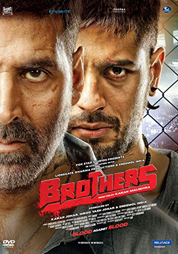 #5: Brothers