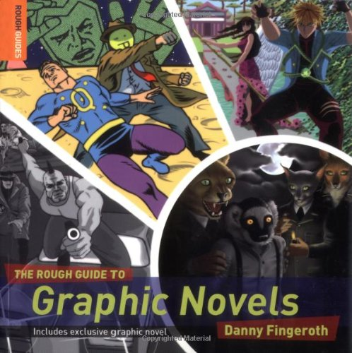 The Rough Guide to Graphic Novels 1 (Rough Guide Reference)