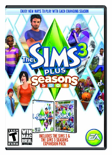 The Sims 3 Plus Seasons [Online Game Code] (The Sims 3 Seasons compare prices)