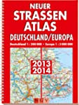 Neuer Straenatlas Deutschland/Europa...