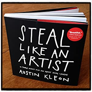 "Book Review ""Steal Like an Artist"""