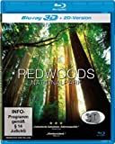 Lebende Landschaften - Redwoods Nationalpark in 3D [3D Blu-ray]