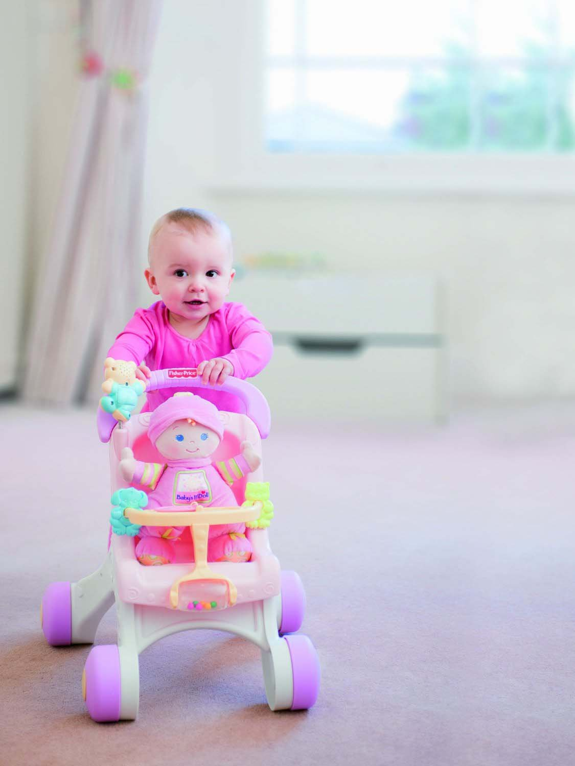 Fisher Price Doll Strollers
