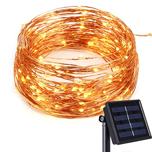 Solar Mini Lights On String : Top 5 Best solar mini lights for sale 2016 : Product : BOOMSbeat