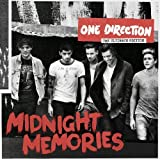 Midnight Memories-Deluxe- by One Direction (2013) Audio CD