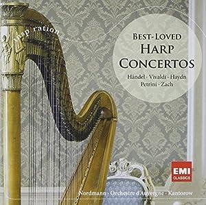 Les Plus Beaux Concertos Pour Harpe