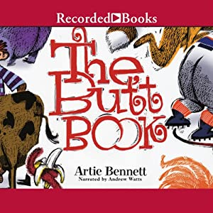 The Butt Book Audiobook