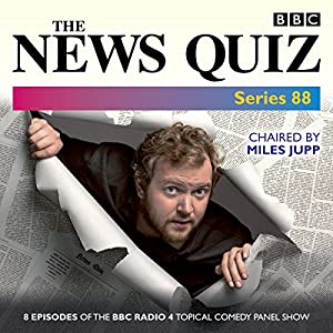 The News Quiz: Series 88 Radio/TV Program