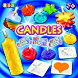 Ksg Arts and Crafts Cool Candles Candle Making Kit