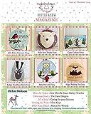 Helen Dickson Bustle & Sew Magazine December 2014: Issue 47
