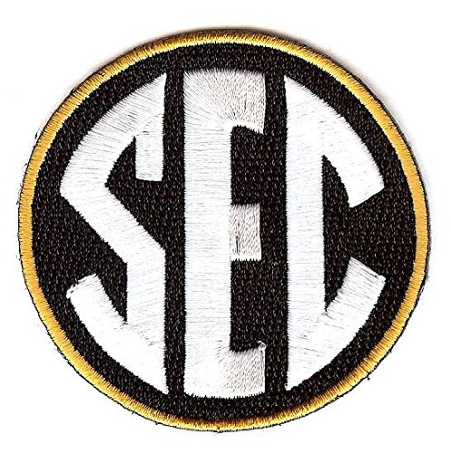 Sec patches for jerseys