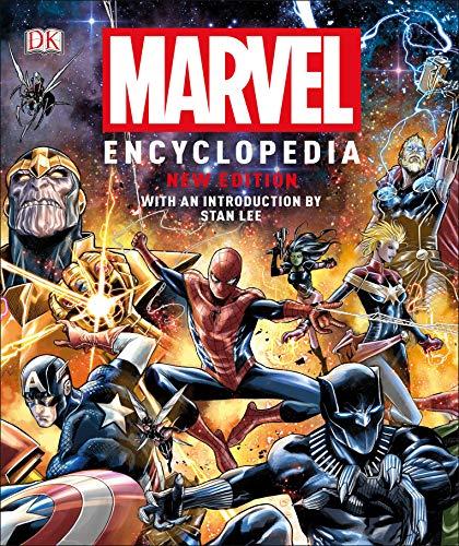 Marvel Encyclopedia, New Edition [Lee, Stan - DK] (Tapa Dura)
