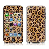 Apple iPod Touch 4th gen skin - Leopard Spots - High quality precision engineered skin sticker wrap for the iPod Touch 4 / 4G (8gb / 16gb / 32gb / 64gb) launched in 2010 / 2011