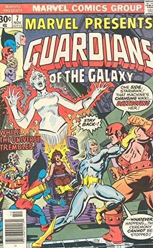 Marvel Presents #7 (GUARDIANS of the GALAXY) (Marvel Presents Guardians compare prices)