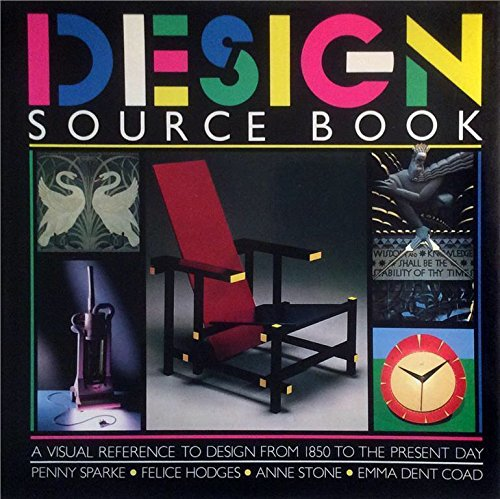 Image for Design Source Book, The by Penny Sparke, Felice Hodges, Anne Stone, Emma Dent Coad (1987) Hardcover