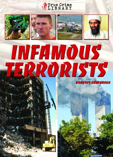 Infamous Terrorists (True Crime Library)