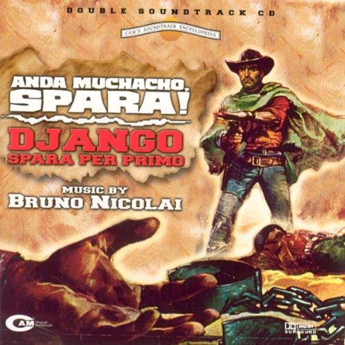 Anda Muchacho Spara! / Django Spara per Primo (Primo Spaghetti compare prices)