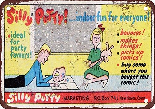 1965-silly-putty-indoor-divertimento-per-tutti-look-vintage-riproduzione-in-metallo-tin-sign-203-x-3