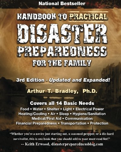 Handbook To Practical Disaster Preparedness For The Family, 3Rd Edition back-1062188