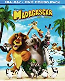 Madagascar (Blu-ray + DVD Combo Pack)