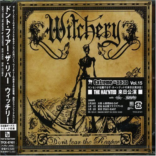 Don't Fear the Reaper by Witchery (2006-03-06)
