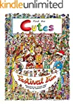 Activity Book for Kids: Find the Cute...