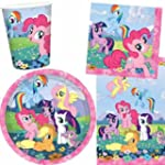 My Little Pony Party Pack for 8 - 8 c...