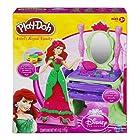 Play-Doh Disney Princess Ariel's Vanity Set Toy, Kids, Play, Children