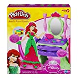 Play-Doh Disney Princess Ariel's Vanity Set Toy, Kids, Play, Children
