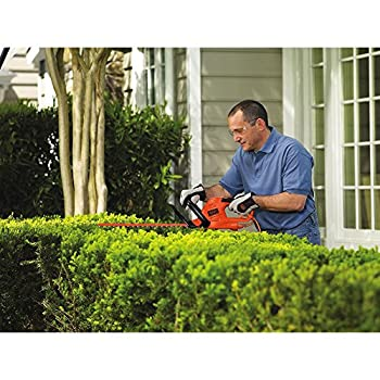 BLACK+DECKER HT22 Hedge Trimmer, 22