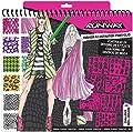 Project Runway Fashion Design Sketch Portfolio by Fashion Angels