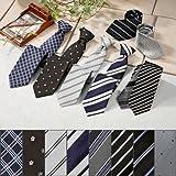 メンズデザイナーズネクタイ フリーサイズ 8本セット福袋