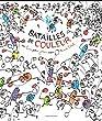 Batailles de couleur : Un livre pour jouer avec Herv� Tullet