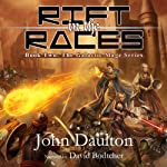 Rift in the Races: The Galactic Mage Series, Book 2 | John Daulton