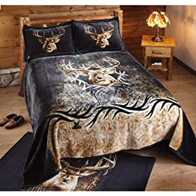 Vintage Buckwear Moment of Truth Coverlet Set QN KING Buckwear Bed price