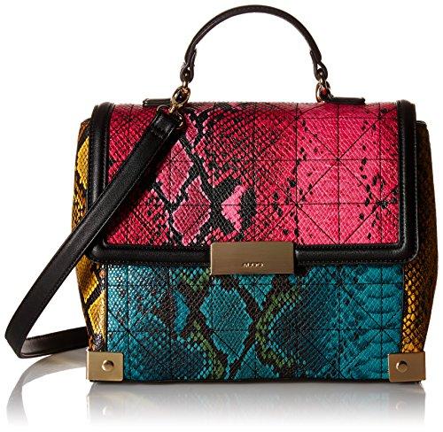 Aldo Trumansburg Top Handle Handbag, Bright Multi