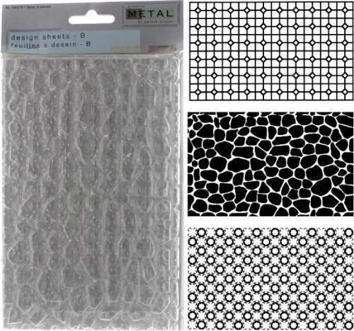 Walnut Hollow Design Sheets - 3PK