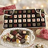 36 Piece Merry Christmas' Petits Fours from The Swiss Colony