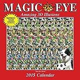 img - for Magic Eye 2015 Wall Calendar book / textbook / text book
